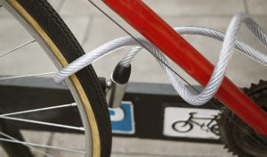 how to reset bell bike lock