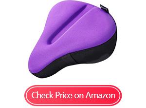 acelist gel bike seat cover
