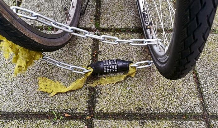best bike security chain