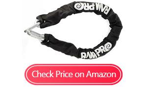 ram pro 3ft heavy duty square bike chain