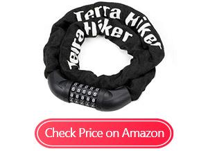 terra hiker bike chain locks