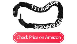 titanker bike chain locks
