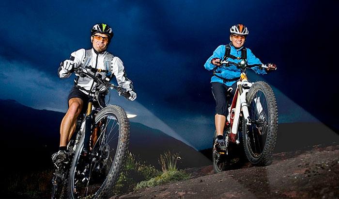 best mountain bike lights under 100