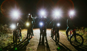 how do bike lights work