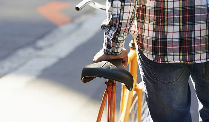 improve bicycle seat comfort