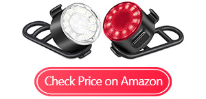 te-rich bike lights bicycle safety lights
