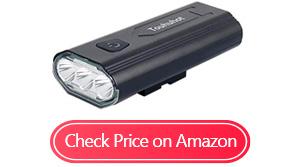touhuhot 2021 5000 lumens 3led bike lights