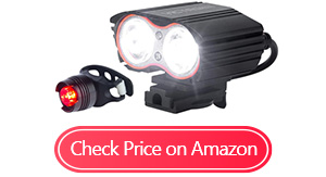 victagen road bicycle lights