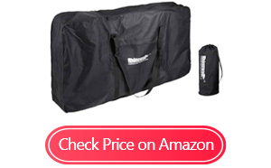 aophire folding bicycle travel case