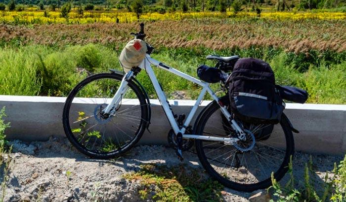 best bike rack trunk bag
