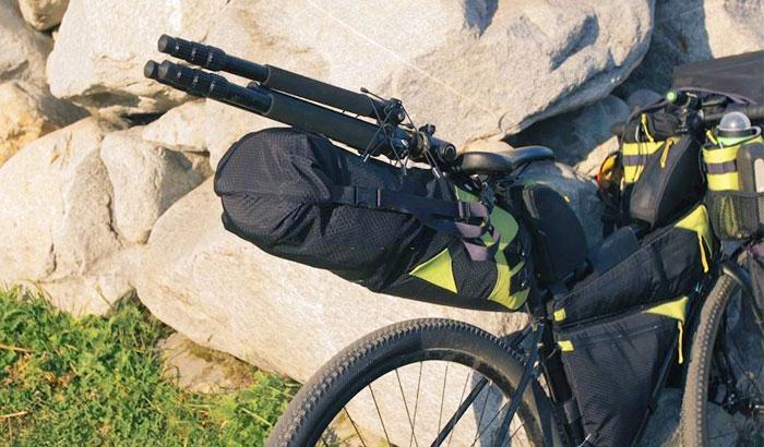 best bikepacking saddle bag