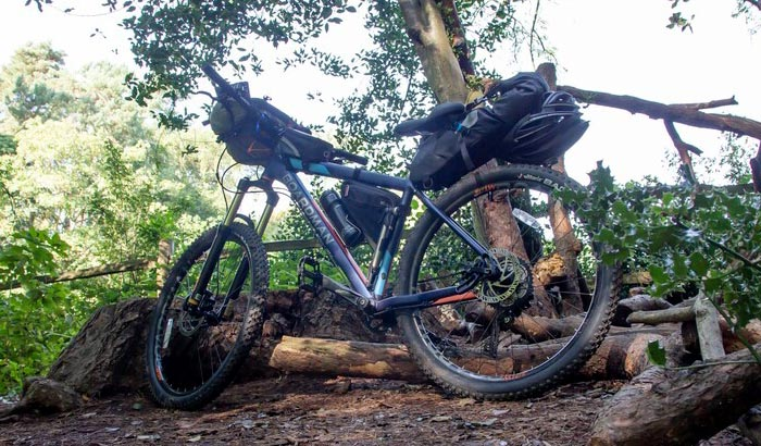 best mountain bike saddle bag dropper post