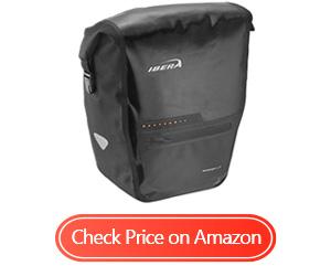 ibera bike pannier bags