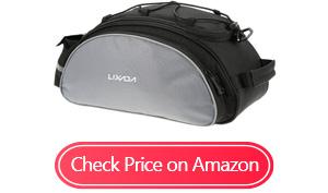 lixada bicycle rack bags