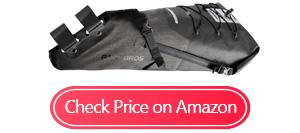 rockbros bikepacking bike saddle bags