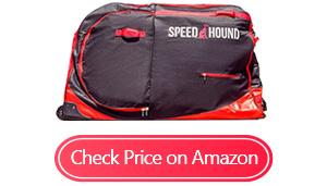 speed hound air travel bike case