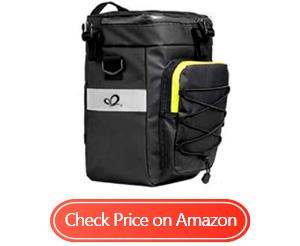 waterfly bike bag panniers