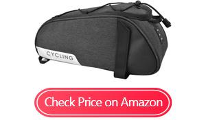 wotow bike rear seat bags