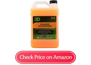 3d orange degreaser