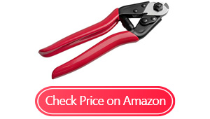 cyclingdeal heavy duty stainless cable cutters