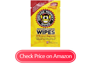 grease monkey wipes degreaser