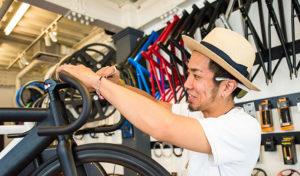 how to adjust handlebars on bike