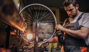 how to get bike grease out of clothing
