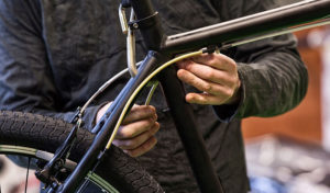 how to install bike brake cables