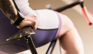 how to sit on a bike saddle