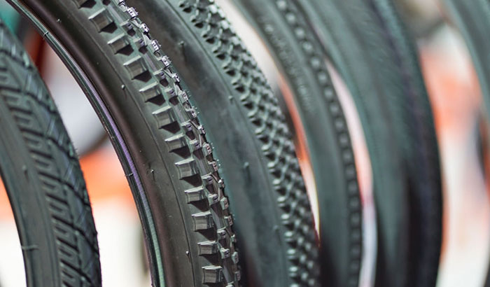 wire bead tire vs. folding